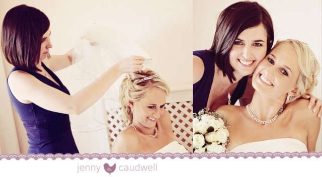 Jenny Cauldwell Wedding Photography